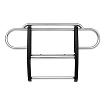 Aries Grille Guards Stainless steel