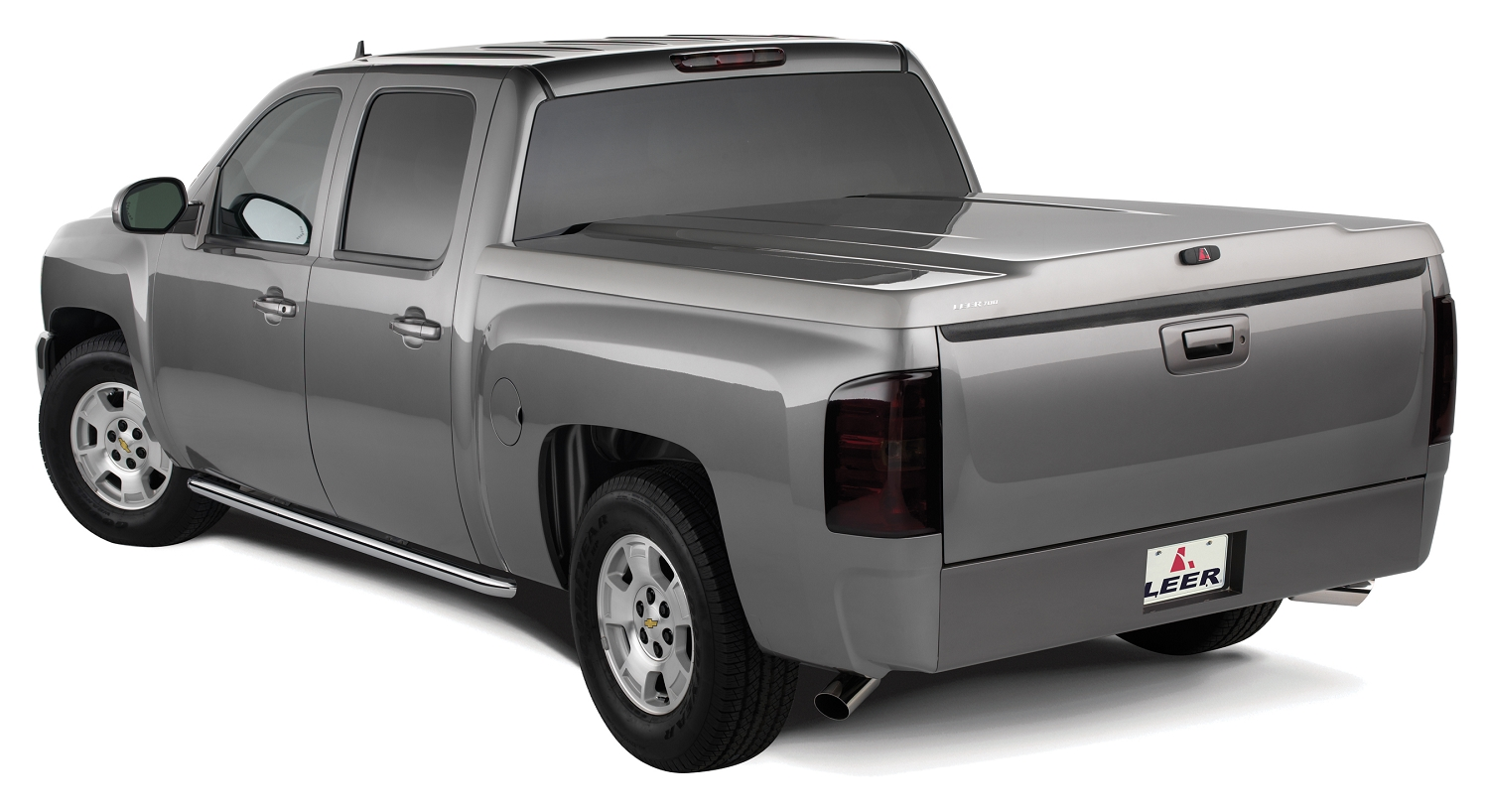 Ram 1500 Bed Cover >> Leer 700 Hard Cover