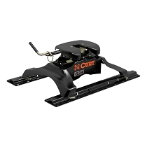 CURT Q24 5th Wheel Hitch w/ Rails #16246