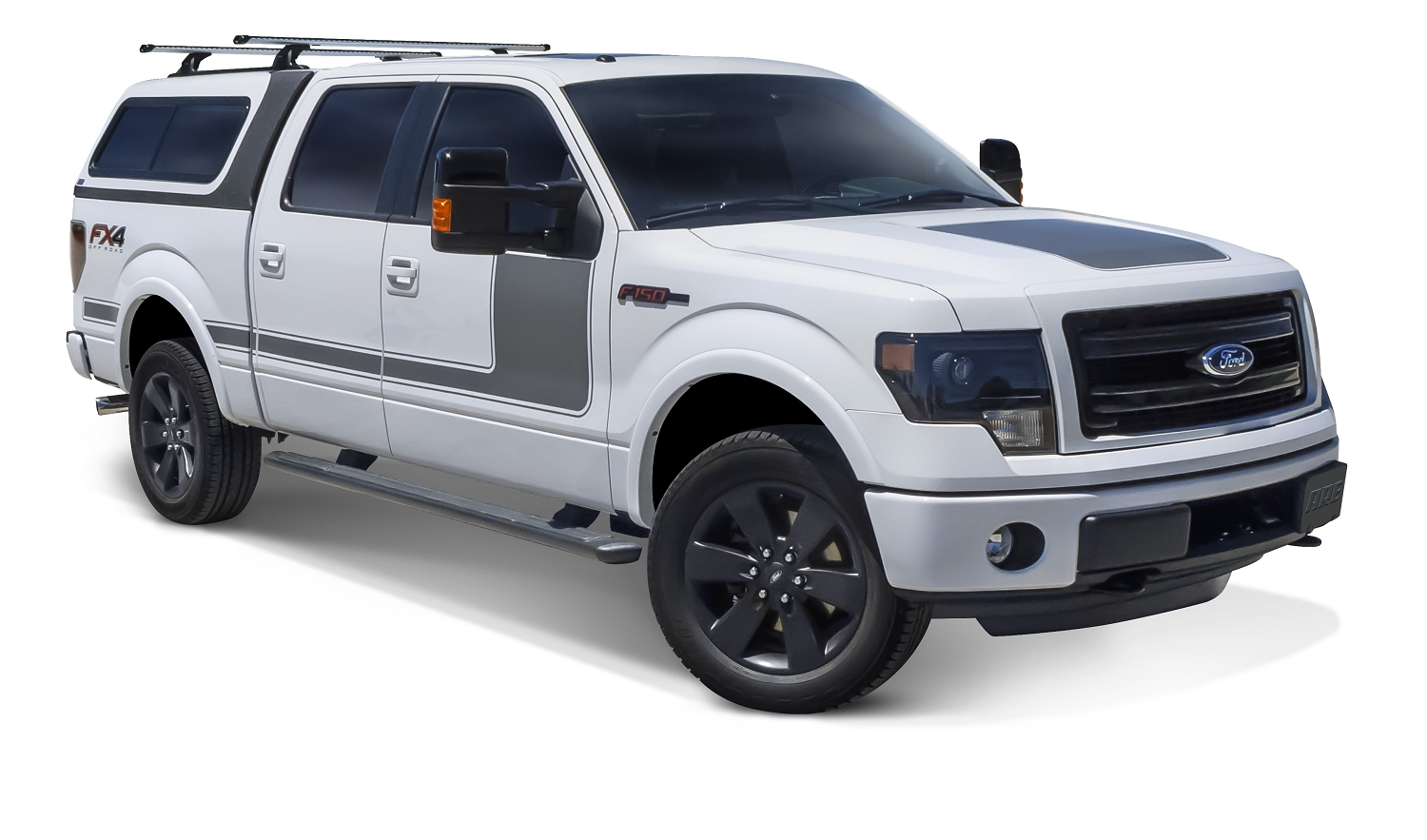 Ford Extended Warranty >> ARE Overland Series Truck Cap
