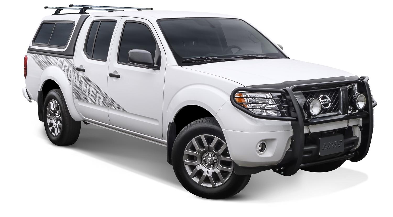 Are Overland Series Truck Cap