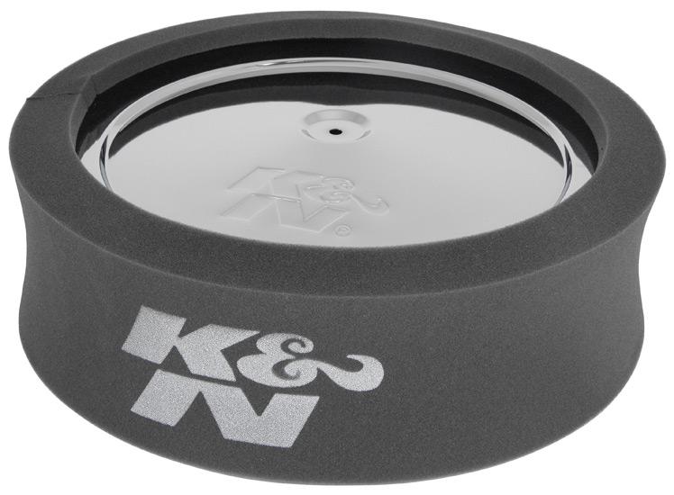 Foam Air Cleaner : K n air filter foam wrap