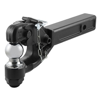 CURT Receiver Mounted Ball & Pintle Hook