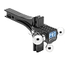 Pro Series Specialty Ball Mounts Adjustable Tri-Ball Mount