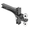 Pro Series Specialty Ball Mounts Adjustable Dual Ball Mount