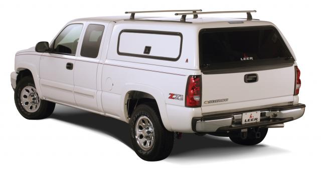 Kayak Racks For Pickup Trucks >> Leer 100 RCC Truck Cap