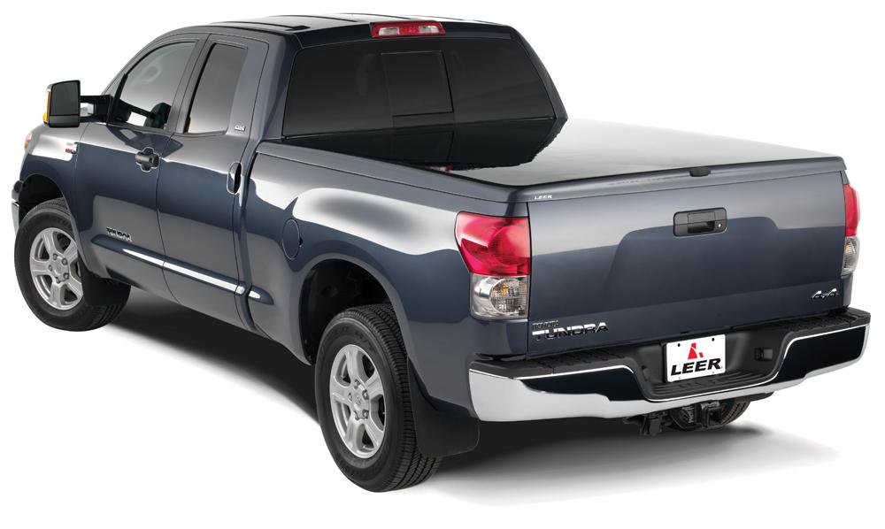 Toyota Tundra Tonneau Cover >> Leer 550 Hard Cover