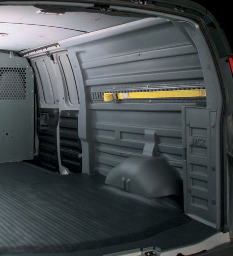 Vanliner for Commercial van interior accessories