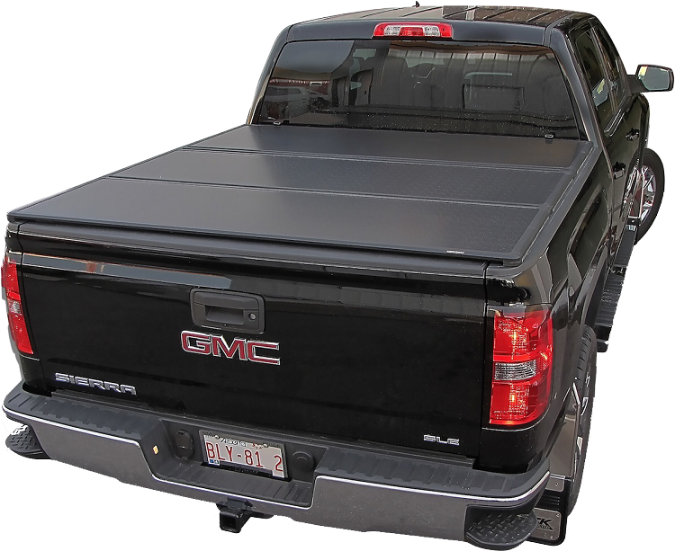 Rugged Liner Hard Folding Tonneau Cover
