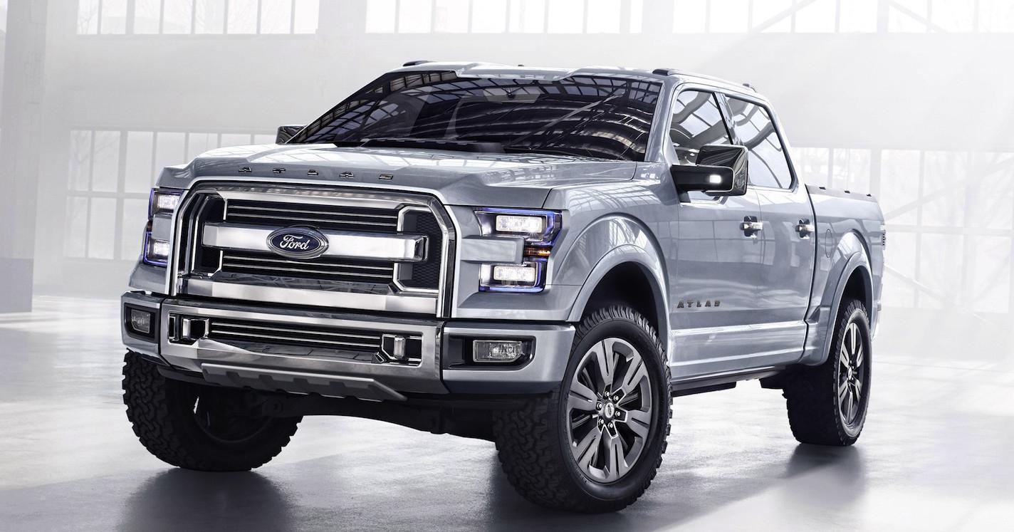 ford truck ass
