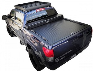 Truck Cover USA American Work Cover Jr. Retractable Cover