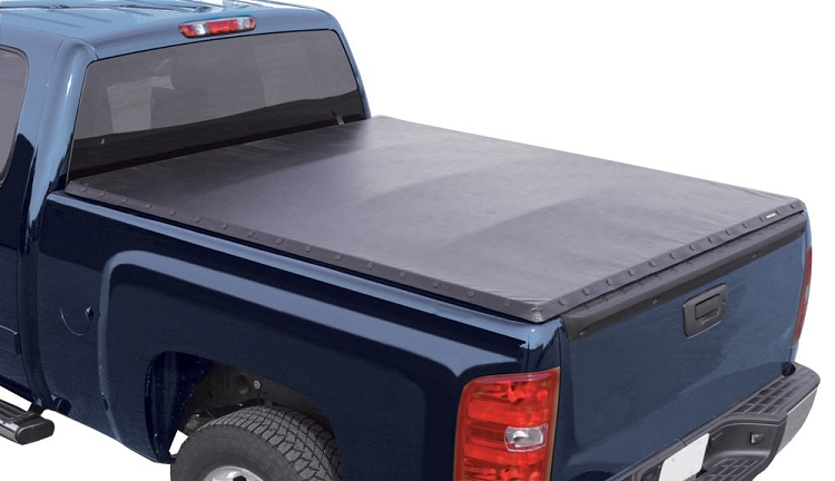 Rugged Liner Vinyl Snap Tonneau Cover